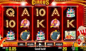 Free Slot Online Circus Evolution