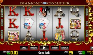 Free Diamond Croupier Slot Online