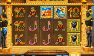 Slot Machine Egypt Gods Online Free