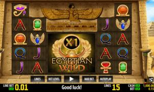 Egyptian Wild Free Online Slot