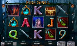 Free Slot Online Fire Spell