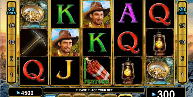 Free Gold Dust Slot Online