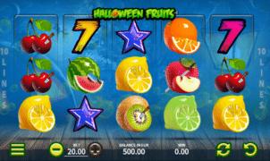 Halloween Fruits Free Online Slot