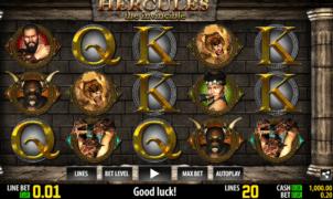 Slot Machine Hercules Online Free