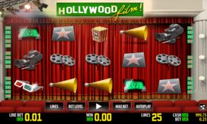 Free Hollywood Slot Online