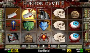 Free Slot Online Horror Castle