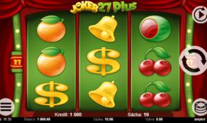 Free Slot Online Joker 27 Plus