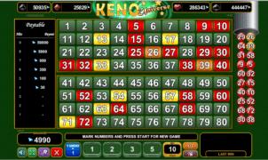 Keno Universe Free Online Slot