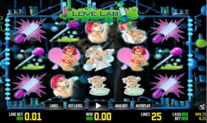 Free Love Lab Slot Online