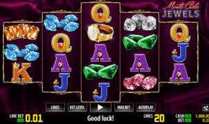 Monte Carlo Jewels Free Online Slot