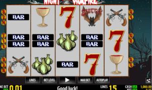 Free Slot Online Night Vampire