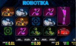 Slot Machine Robotika Online Free