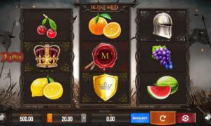 Slot Machine Royal Wild Online Free