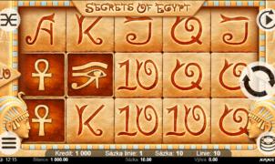 Free Secrets of Egypt Slot Online