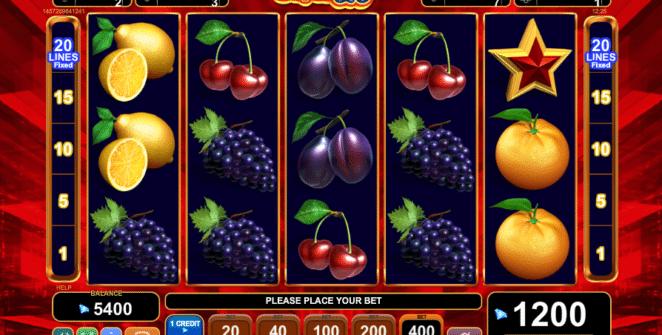 Free Super 20 Slot Online