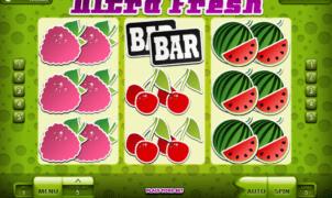Slot Machine Ultra Fresh Online Free