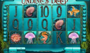 Slot Machine Undines Deep Online Free