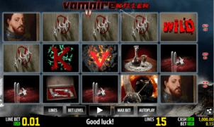 Free Vampire Kliller Slot Online