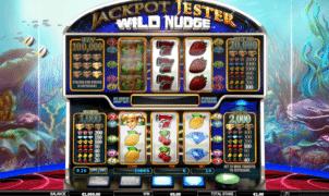 Free Jackpot Jester Wild Nudge Slot Online
