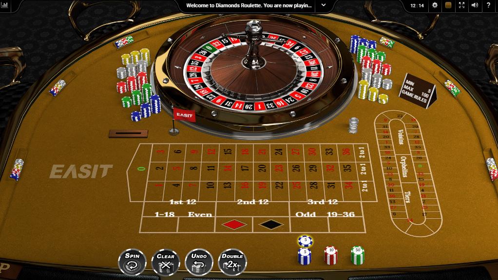 free slots roulette