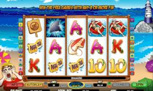 Shaaark Free Online Slot