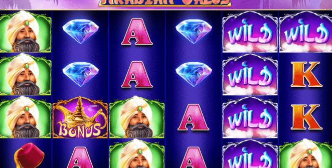 Free Arabian Tales Slot Online