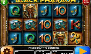 Free Black Pharaoh Slot Online