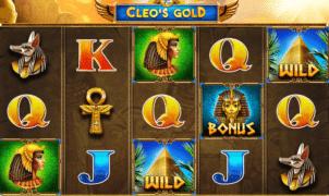 Slot Machine Cleos Gold Online Free