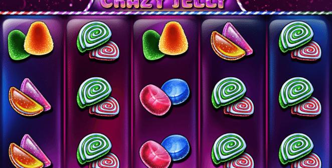Free Slot Online Crazy Jelly