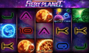 Free Fiery Planet Slot Online