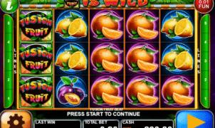 Slot Machine Fusion Fruit Beat Online Free