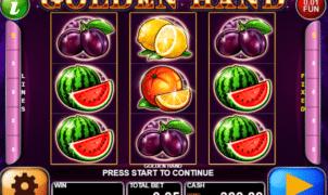 Free Slot Online Golden Hand