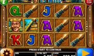 Free Jaguar Warrior Slot Online