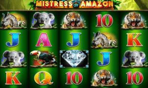 Free Mistress of Amazon Slot Online