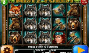 Free Slot Online Misty Forest