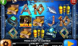 Free Mystic Wreck Slot Online