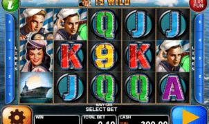 Slot Machine Navy Girl Online Free