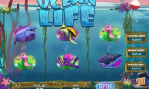 Free Ocean Life Slot Online