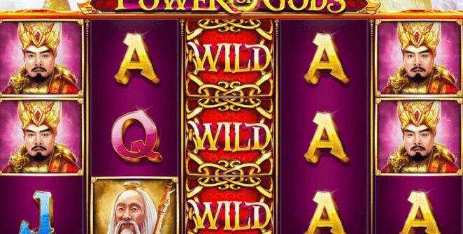 Power of Gods Free Online Slot