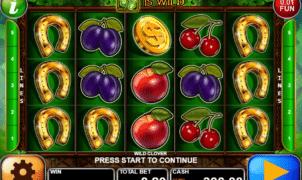 Free Slot Online Wild Clover