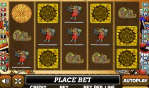 Free Slot Online Mayan Gold