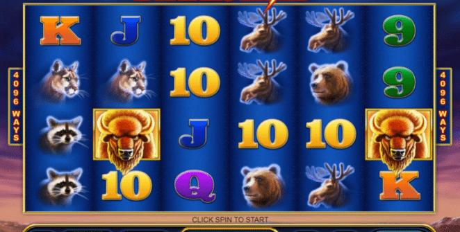 Buffalo Blitz Free Online Slot