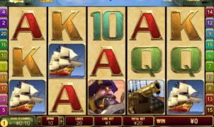 Slot Machine Captains Treasure Pro Online Free