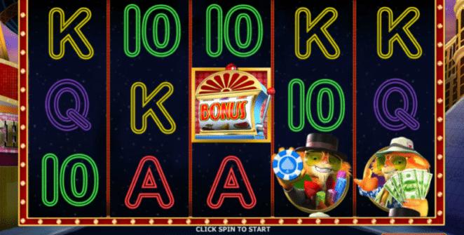 Free Cat in Vegas Slot Online