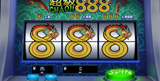 Slot Machine Chaoji 888 Online Free