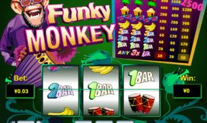 Free Funky Monkey Slot Online