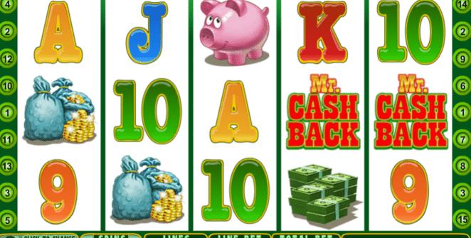 Mr Cashback Free Online Slot