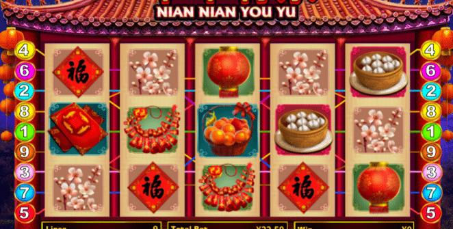 Free Nian Nian You Yu Slot Online