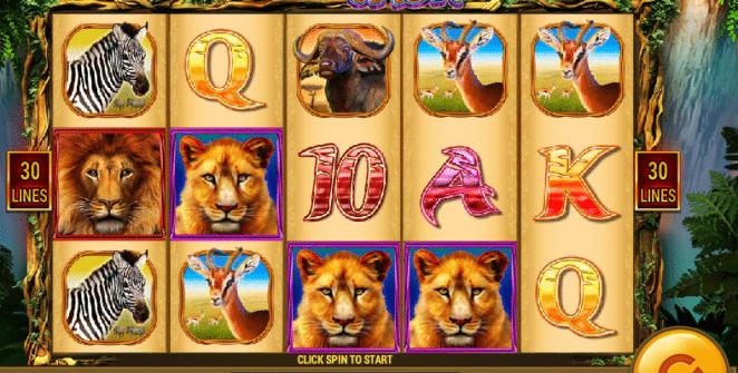Free Slot Online Savannah Cash