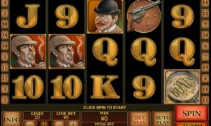 Free Slot Online Sherlock Mystery